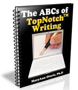 abcs of topnotch writing