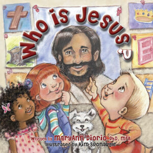 Who Is Jesus COVER front - RGB