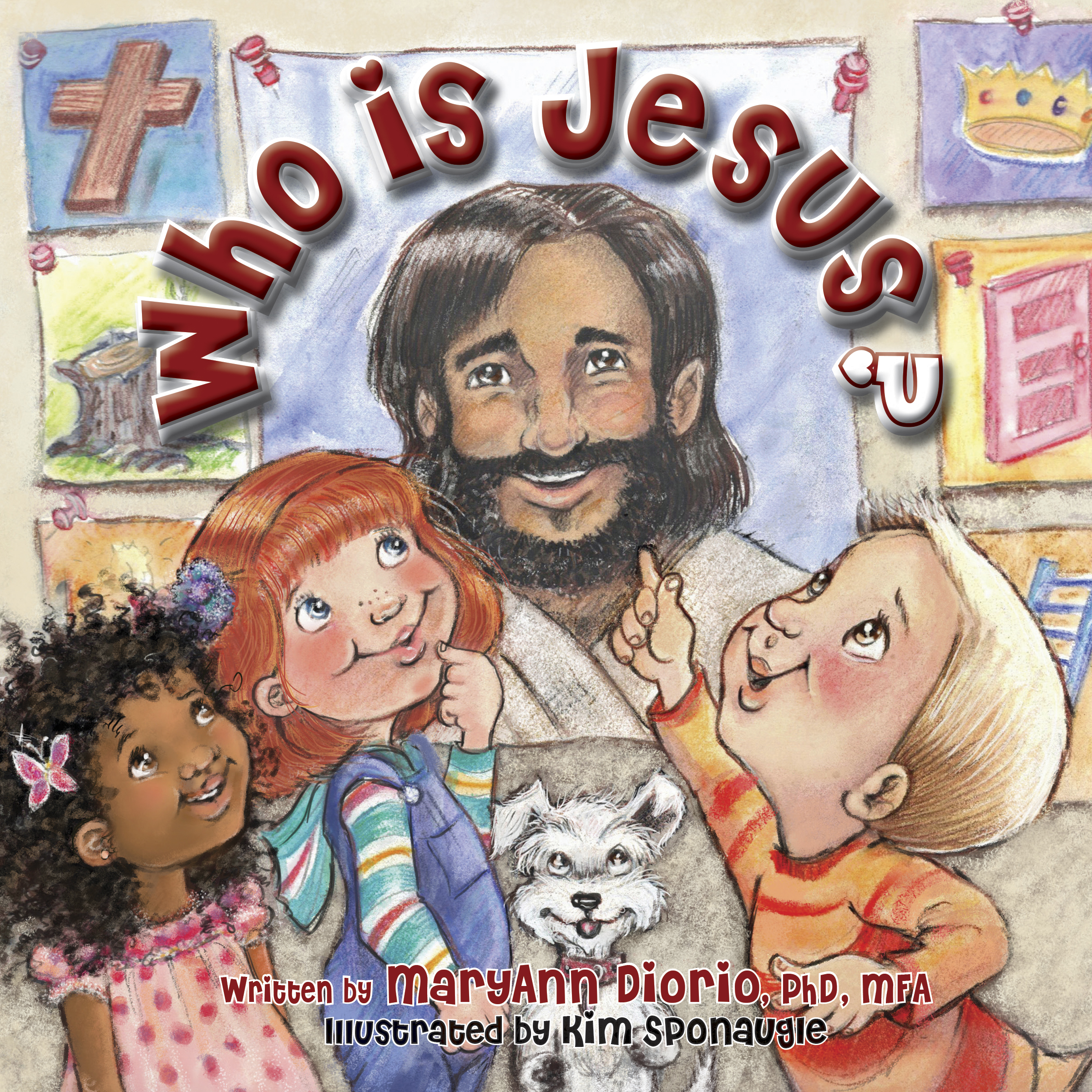 Who Is Jesus COVER frontRGB