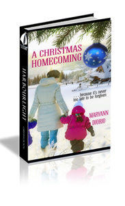 A Christmas Homecoming by MaryAnn Diorio