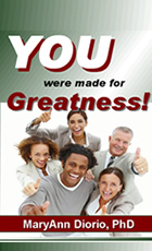 You Were made for Greatness