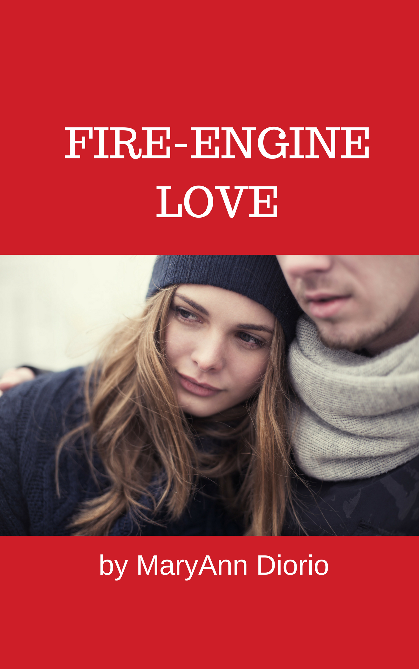 Fire-Engine Love: A Short Story