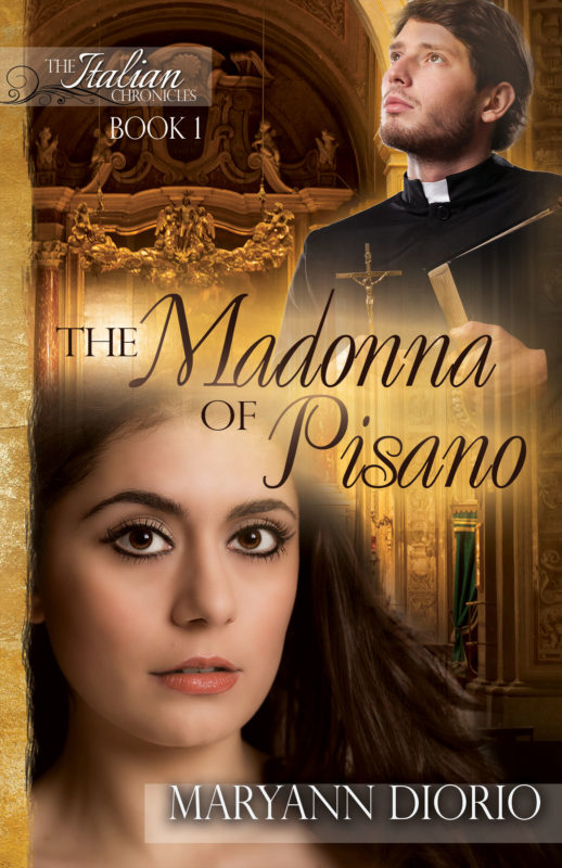 The Madonna of Pisano: A Novel (Book 1 of The Italian Chronicles Trilogy)